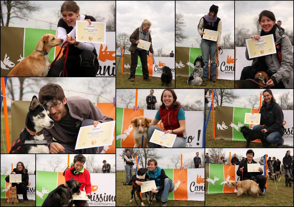 Les lauréats Bronze et Argent 2013