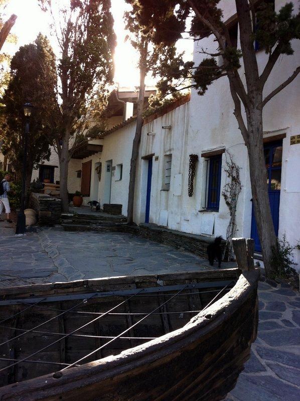 Le village de la maison de Dali
