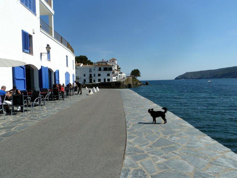 Village de Cadaquès, Espagne