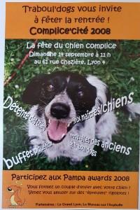 """Ma première """"fête du chien complice"""""""